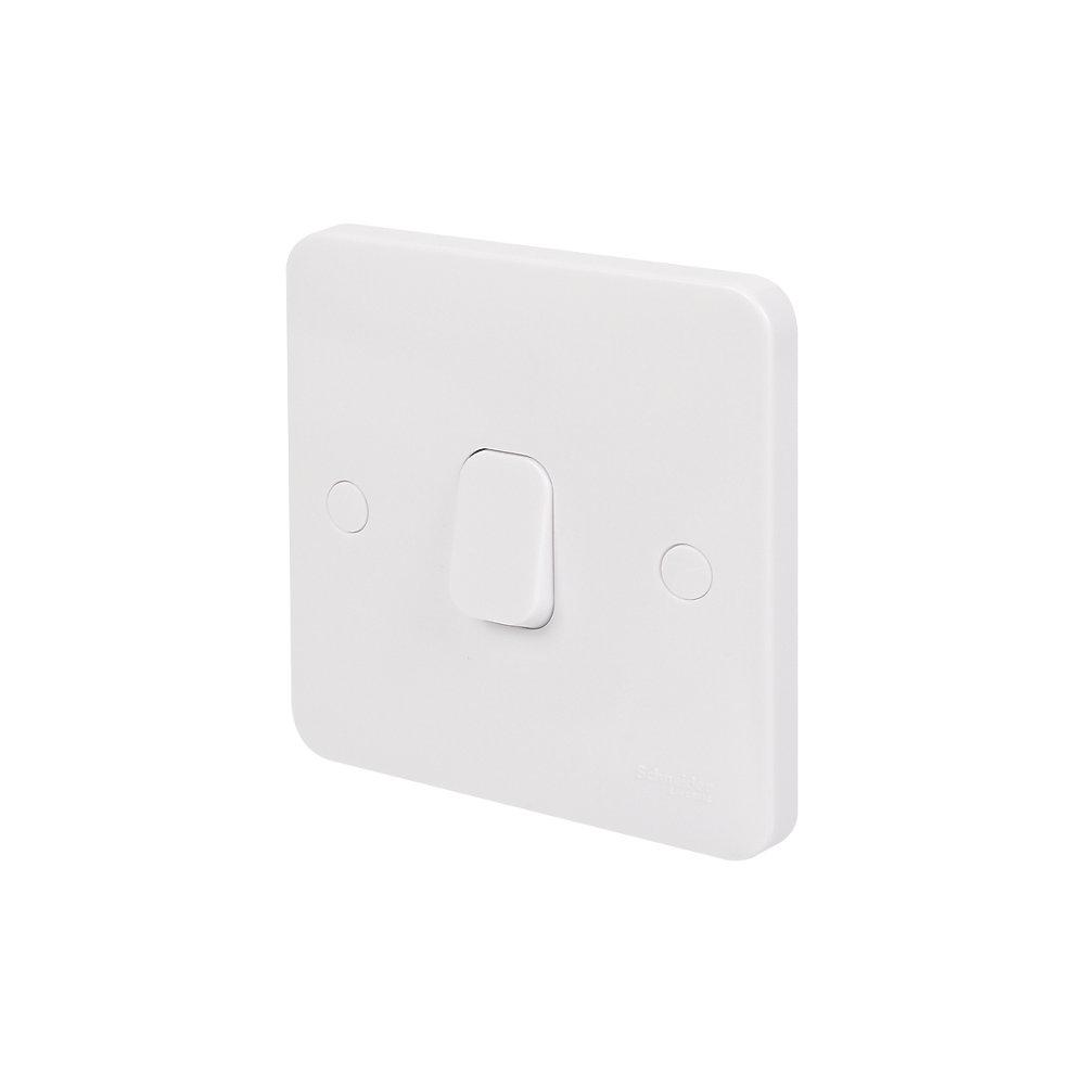 Retractive light switch